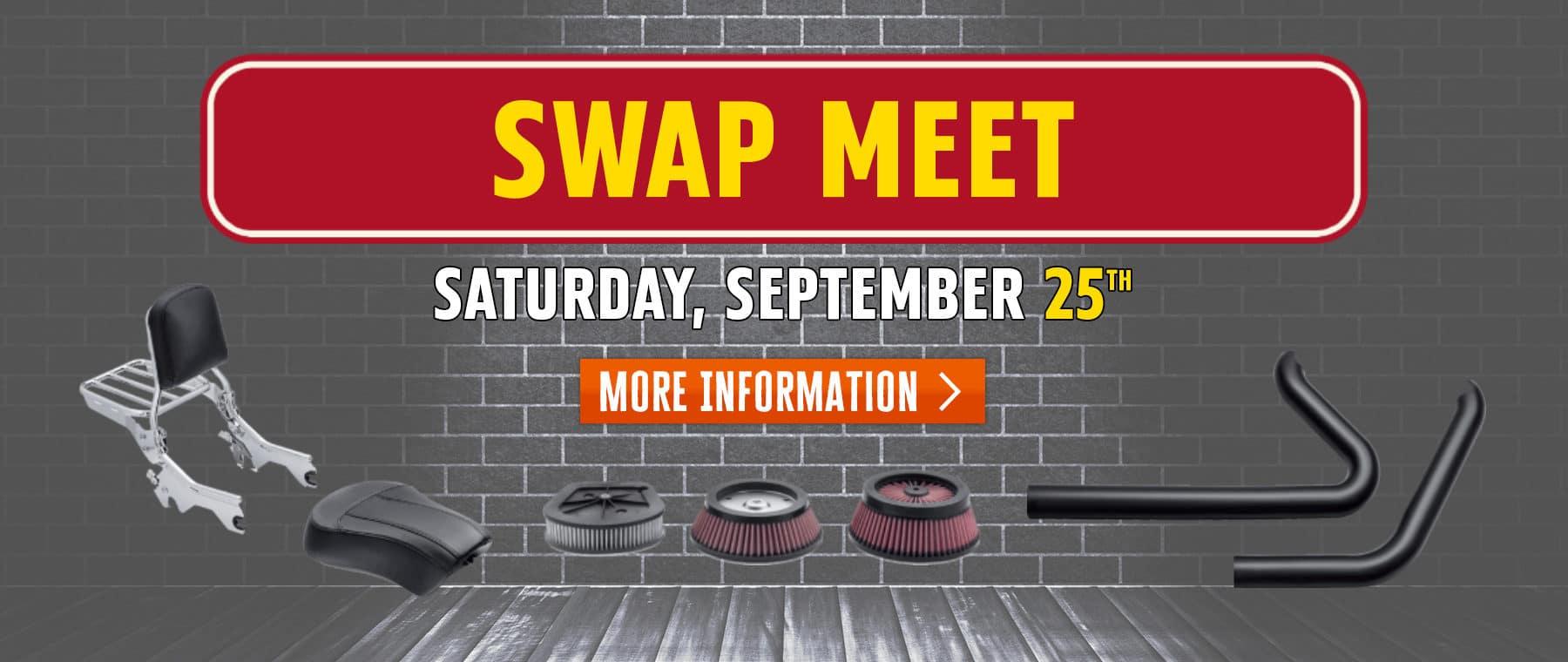 Swap Meet – Web Banner 2021