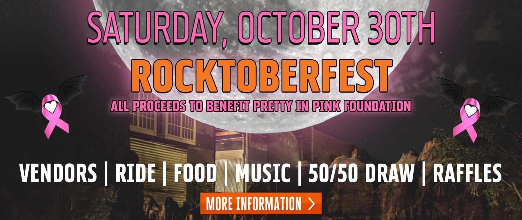 Rocktoberfest – Web Banner 4