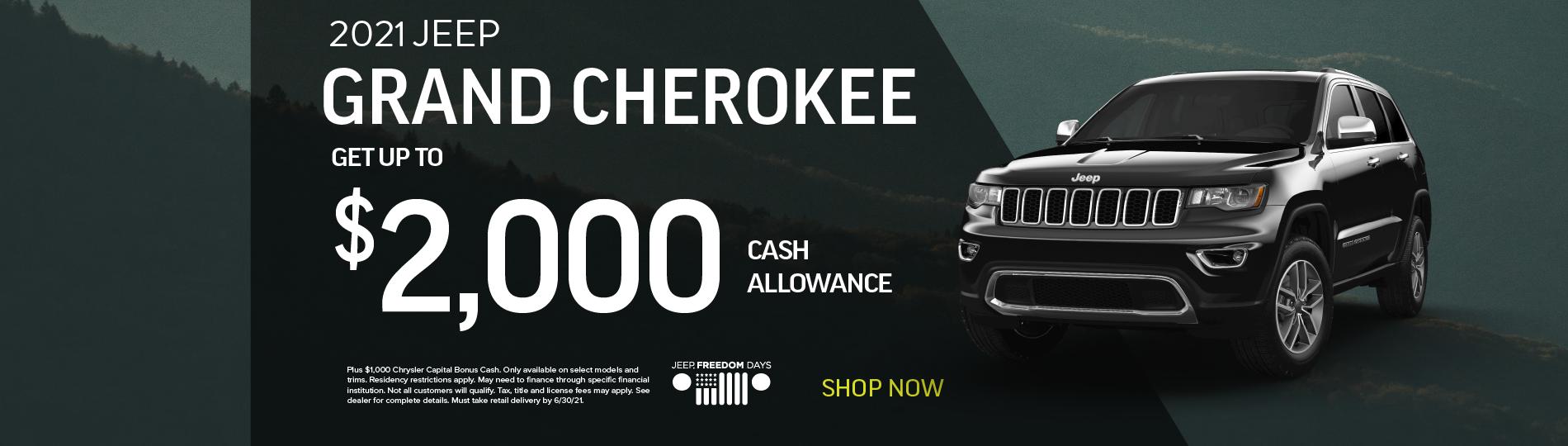 Grand cherokee june