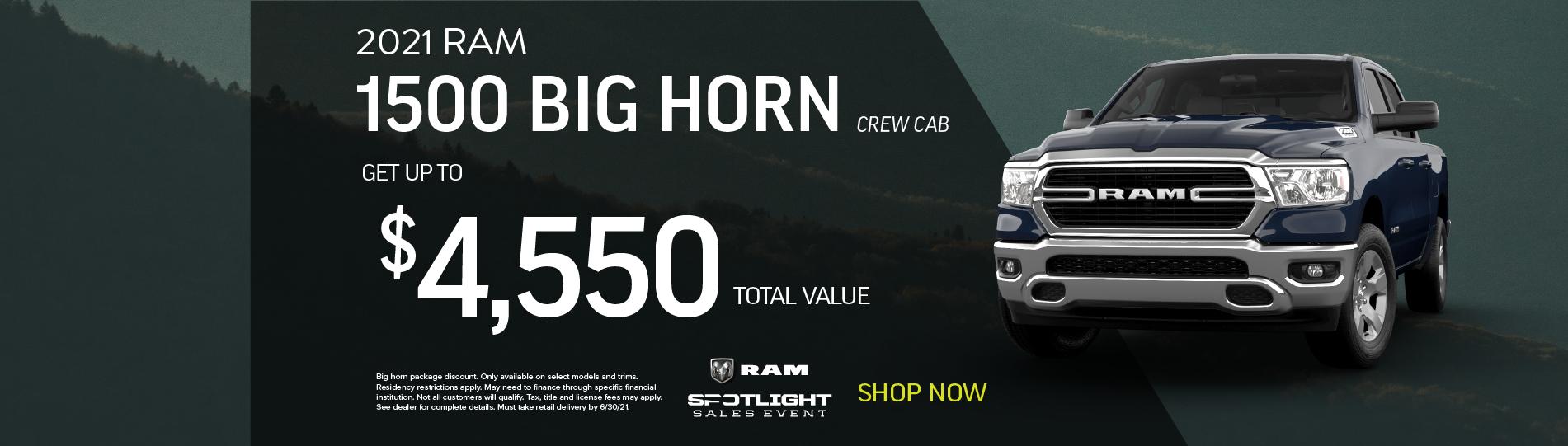 big horn june
