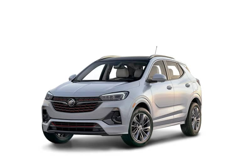 Example Lease Pricing for the 2020 Buick Encore GX: