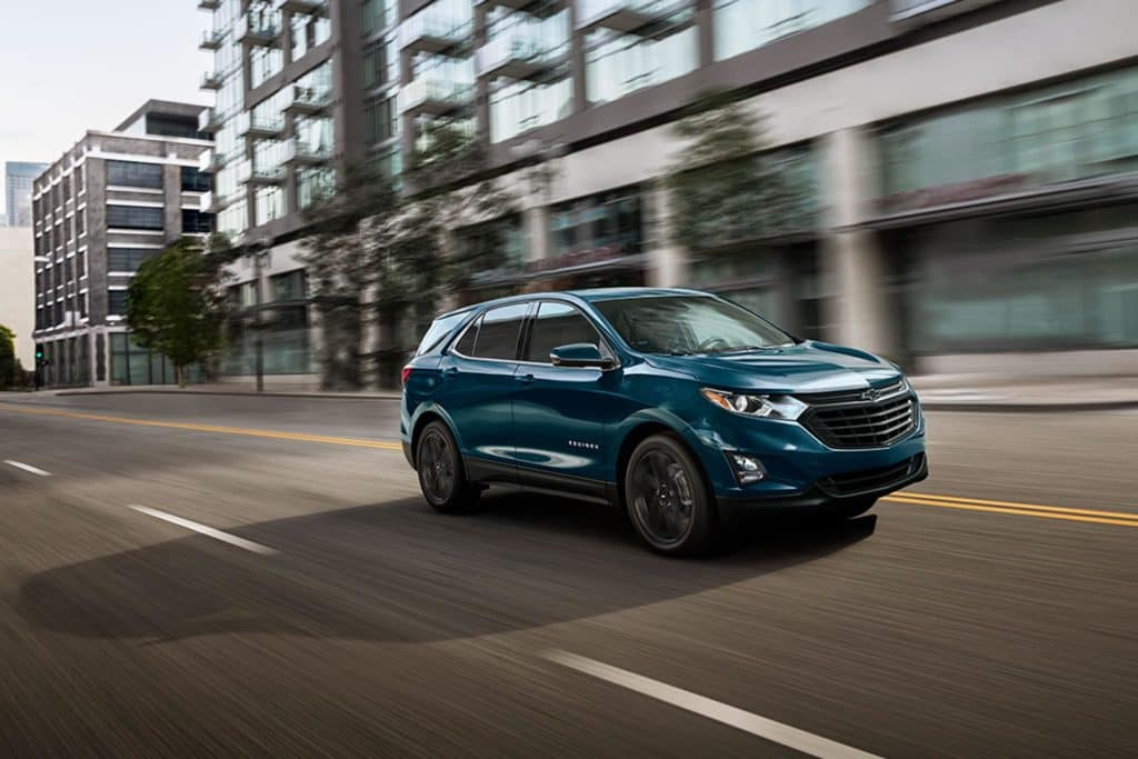 2021 chevy equinox safety pick