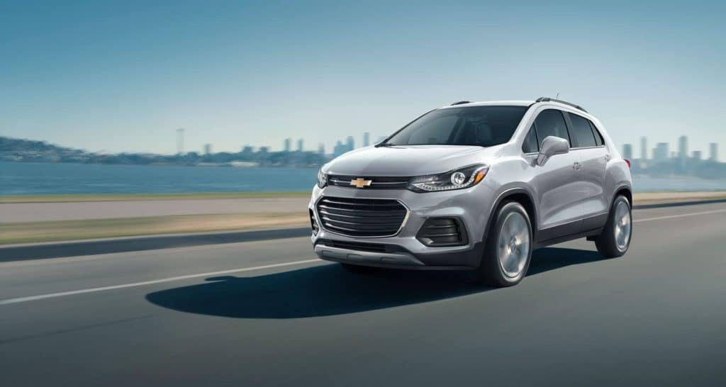 2021 chevy trax safety pick