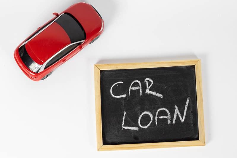 red car loan