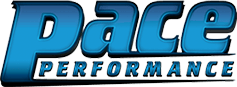 pace performance parts logo logo