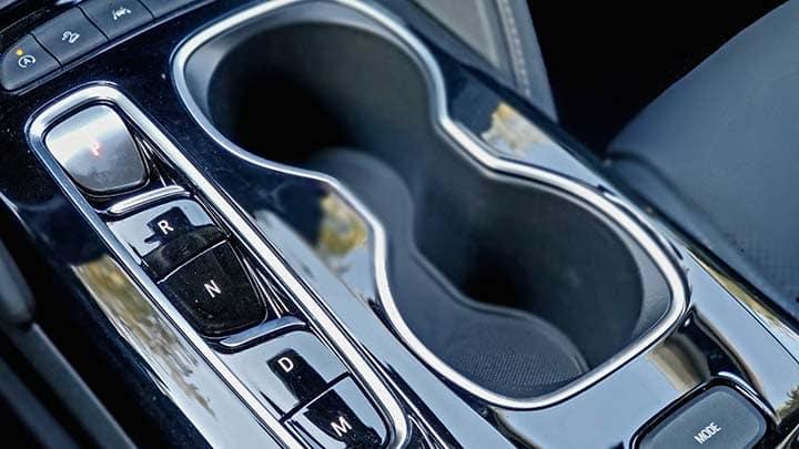 2021 Buick Envision Avenir middle console
