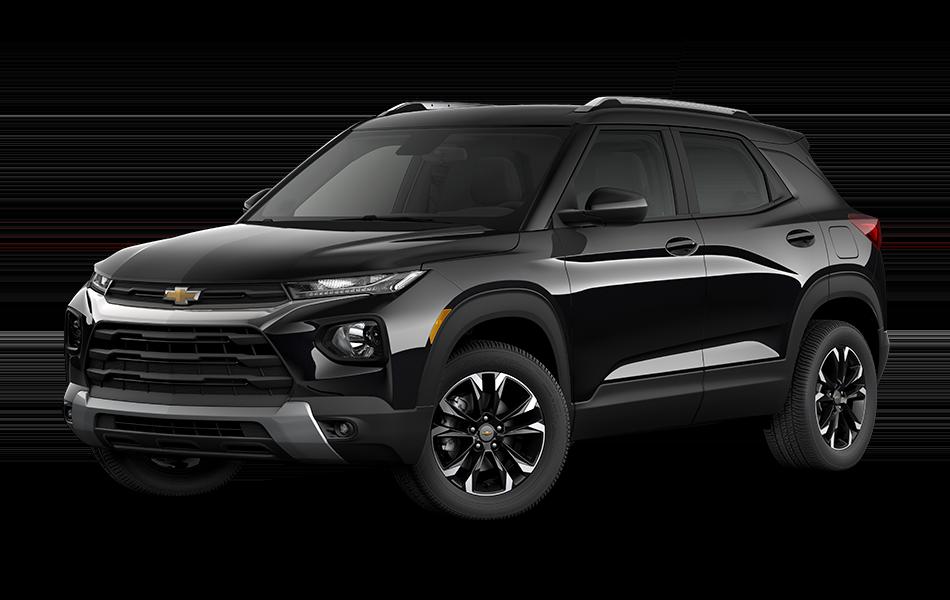 2021 Chevrolet Trailblazer - Mosaic Black Metallic with Zeus Bronze Top