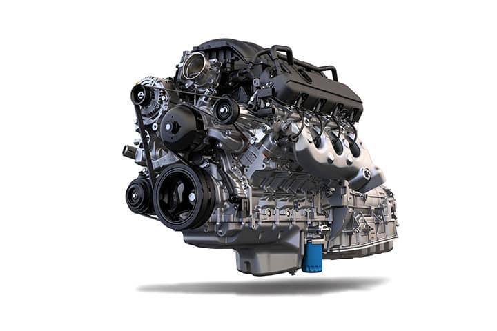 2021 GMC Sierra 1500 SLT (L84) 5.3L EcoTec3 V8 Engine
