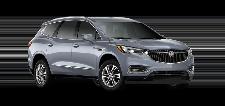 Buick Enclave 2021 - Exterior Color Grey