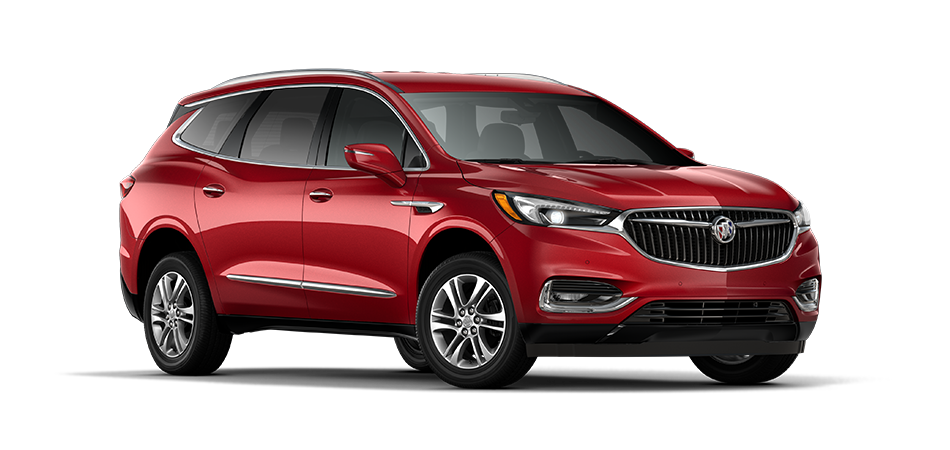 Buick Enclave 2021 - Exterior Color Red