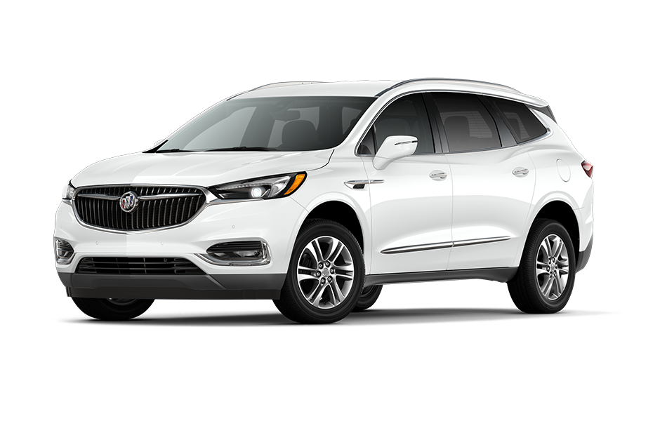 Buick Enclave 2021 in Summit White Metallic
