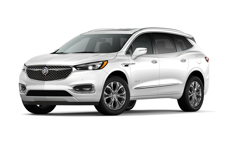 Buick Enclave 2021 in White Frost Tricoat