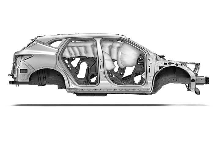 Chevy Blazer 2021 - Body