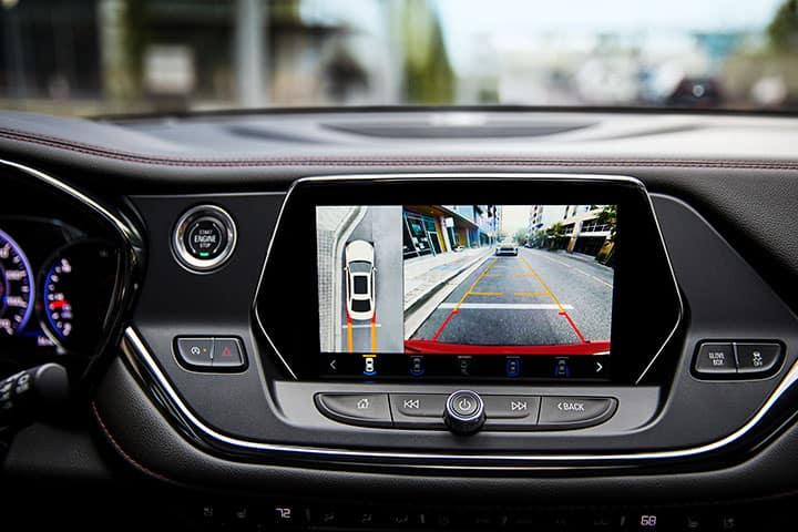 Chevy Blazer 2021 - Rear Parking Camera