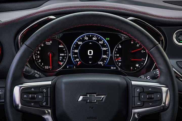 Chevy Blazer 2021 - Stearing Wheel