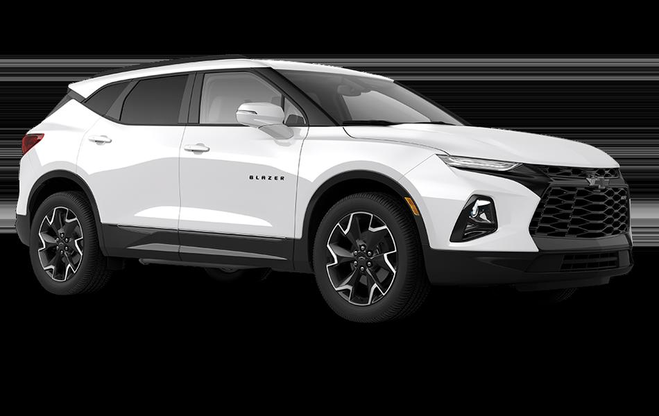 Chevy Blazer 2021 - White