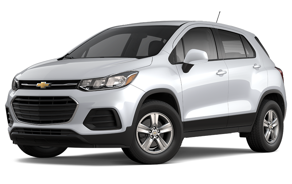 Chevy Trax 2021 - Color Iridiscent Pearl Tricoat