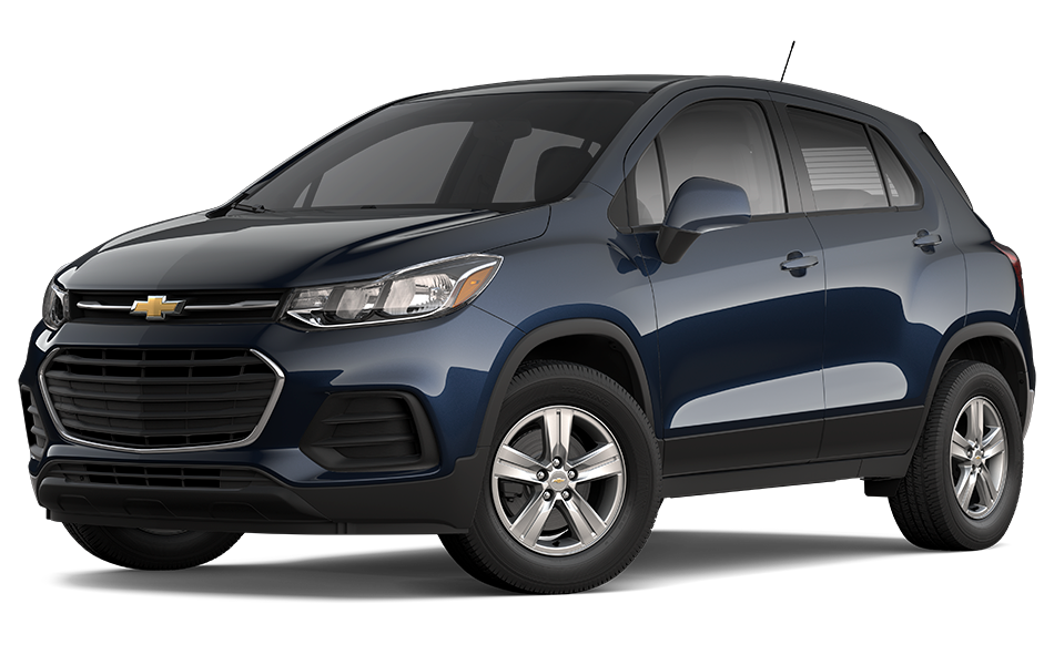 Chevy Trax 2021 - Color Midnight Blue Metallic