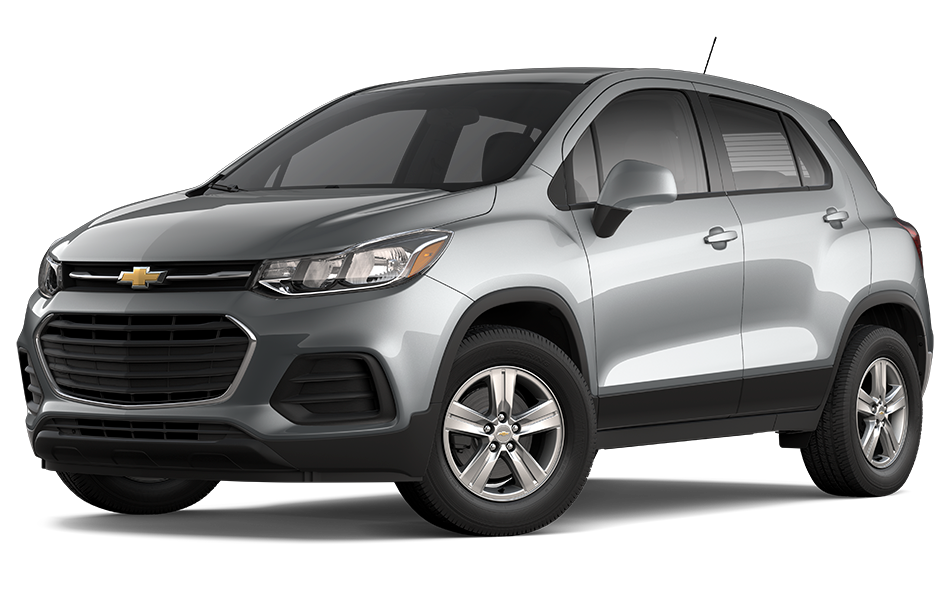 Chevy Trax 2021 - Color Silver Ice Metallic