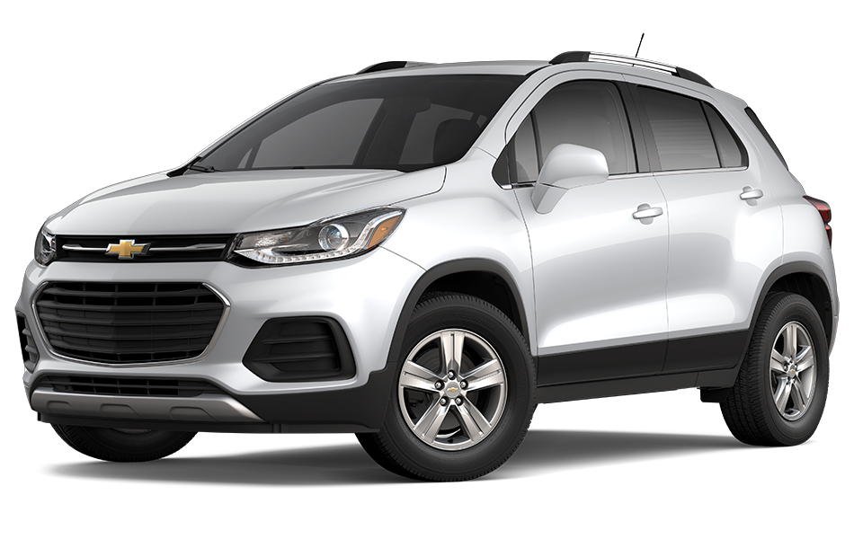 Chevy Trax 2021 - Color Summit White