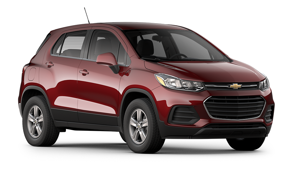Chevy Trax 2021 - Red