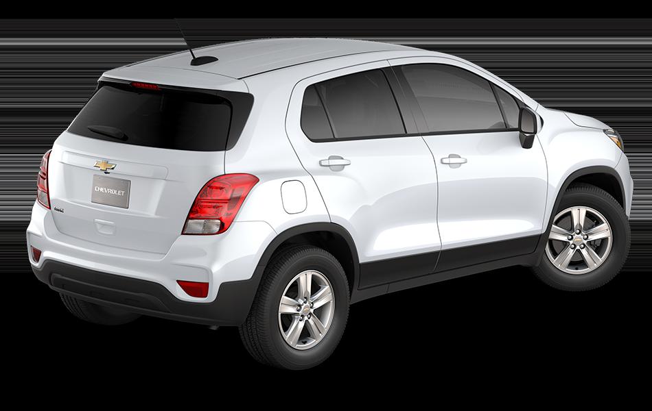 Chevy Trax 2021 - White