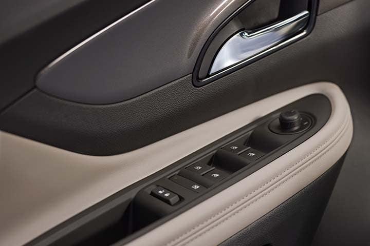 2021 Buick Encore Power Door Controls; Driver. Standard Feature.