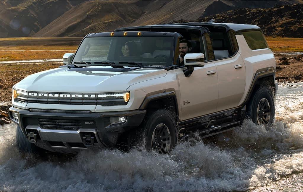 2021 GMC Hummer EV