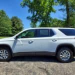 Chevy Traverse Exterior Side