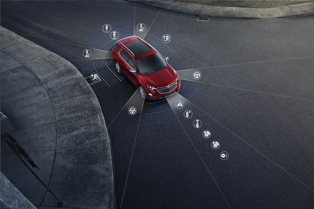 2021 chevy equinox safety