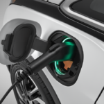 chevy bolt charging port
