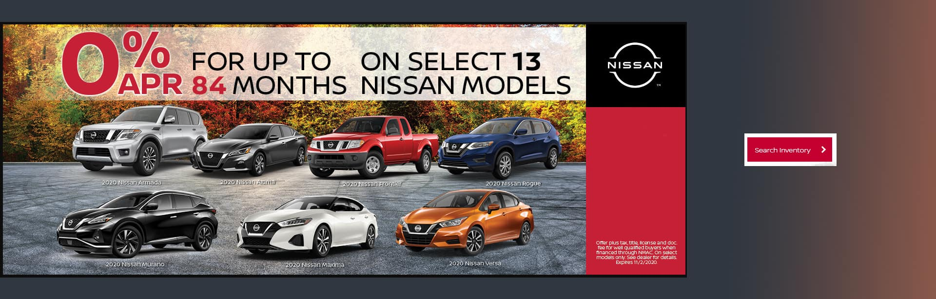 Nissan Special Offers