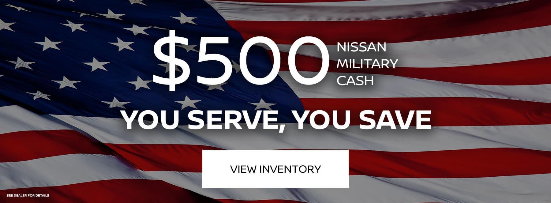 Military Cash
