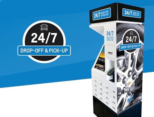 24-7 Express Service Kiosk