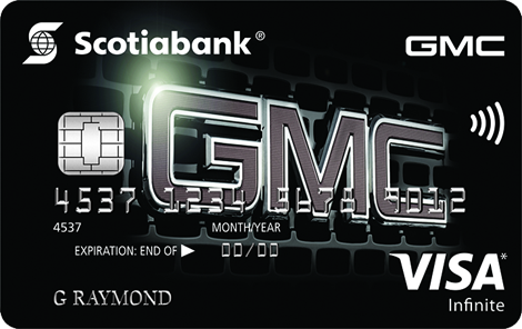 GM VISA GMC