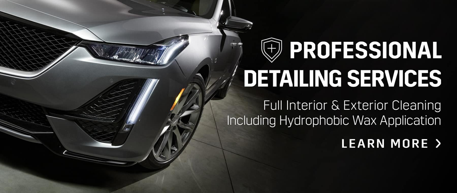 Professional Detailing Services Kingston