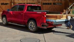 Pickup TruckFunctionalBed_features