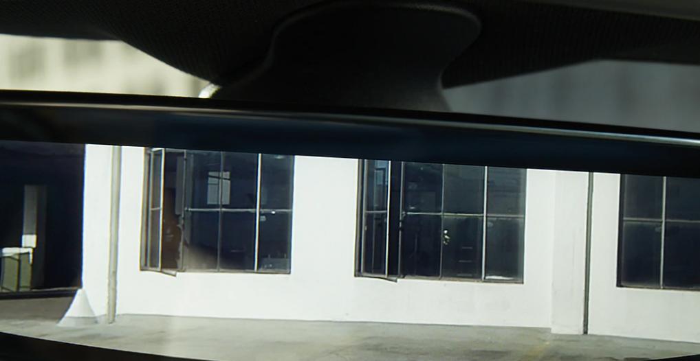 Camaro Rearview Camera