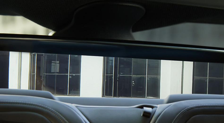Camaro Rearview Mirror