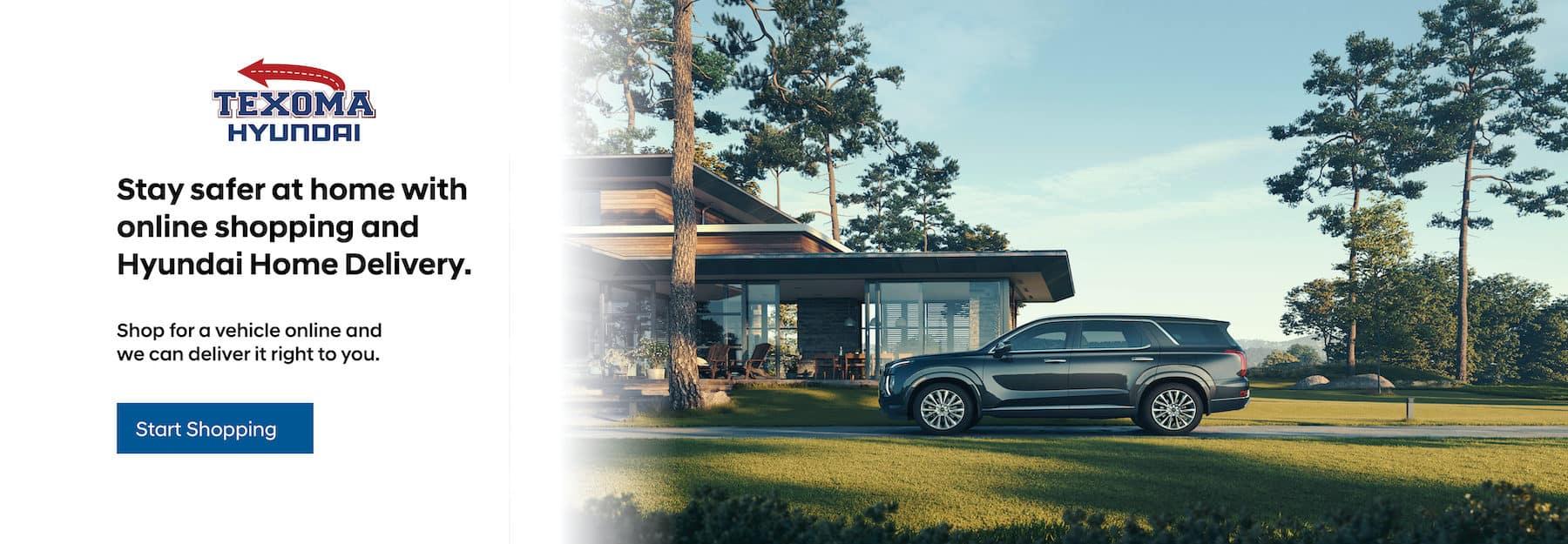 Buy Online Texoma Hyundai