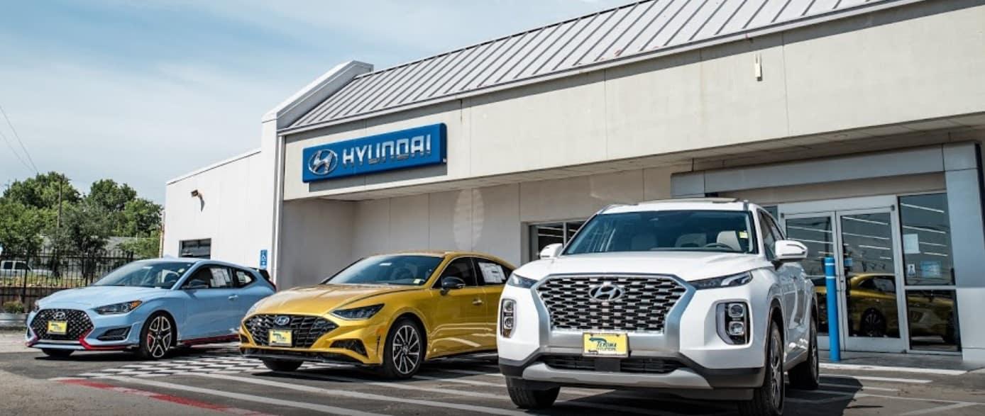 Value Your Trade in Sherman, TX at Texoma Hyundai