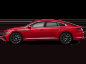 2019 VW Arteon sideview