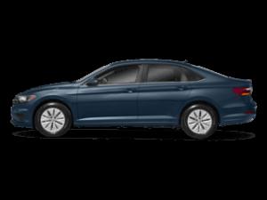 2019 VW Jetta - sideview
