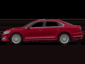 2019 VW Passat - sideview