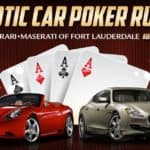 4th Annual Exotic Car Poker Run