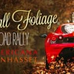 Fall Foliage Road Rally