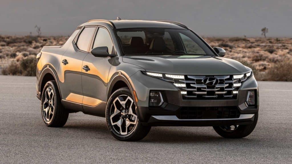 The All New 2022 Hyundai Santa Cruz