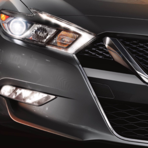 2020 Nissan Maxima front grille