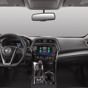 2020 Nissan Maxima front interior