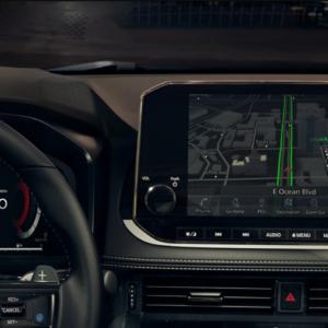 2021 Nissan Rogue navigation